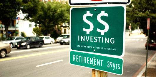 The Road to Retirement Should Be Paved Today