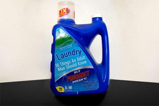 Laundry Header