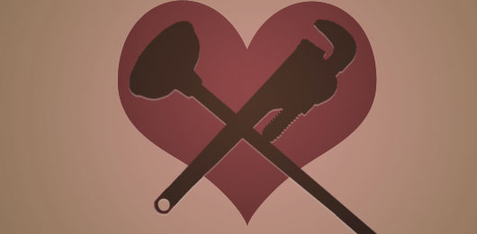 Plumbing Your Way to Your Girlfriend's Heart