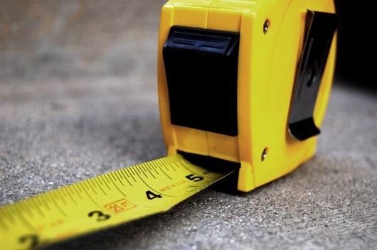 how to read a tape measure with pictures