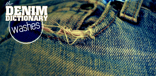 the denim dictionary