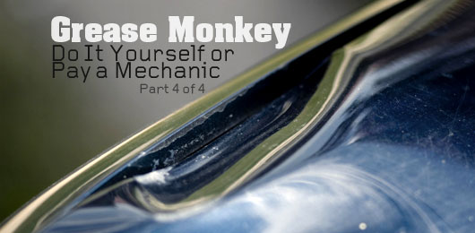 Grease Monkey Feature
