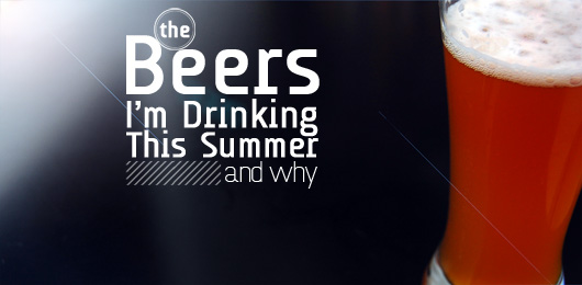 Summer Beers Header