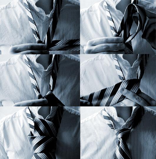 Full Windsor knot
