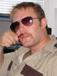 Mustache Winner
