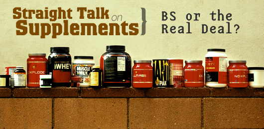 Supplements Feature