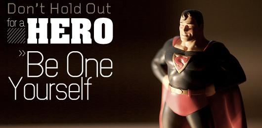Hero feature