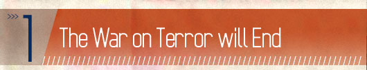 The War on Terror Will End