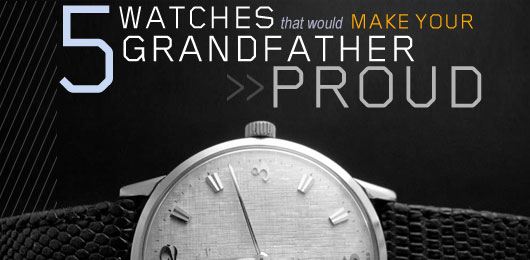 Watches feature