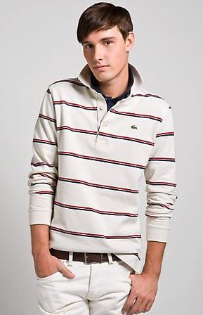 Photo from www.lacoste.com