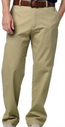 Get Chinoed  Wearing Khakis Without