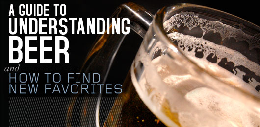 A Guide to Understanding Beer and how to find new favorites