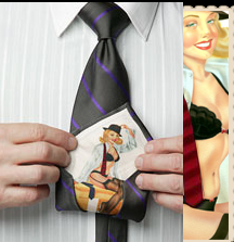 A Tie He'll Finally Want, From One Man to Another