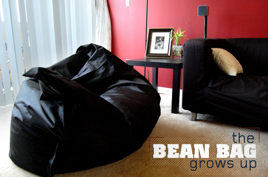 The Bean Bag Grows Up
