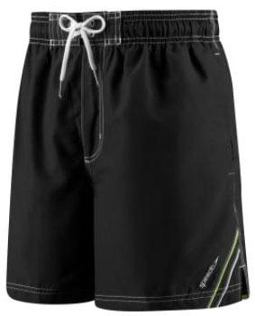 Black speedo shorts