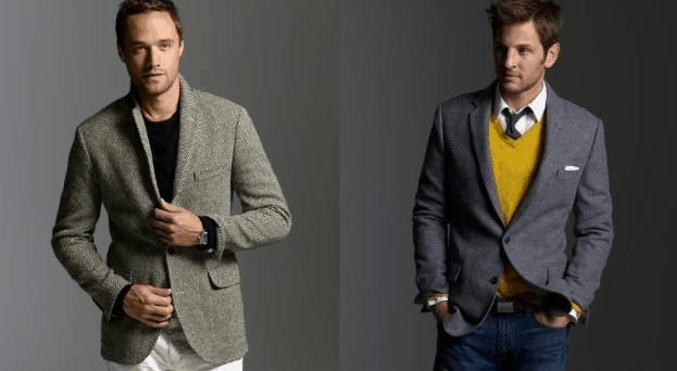Smart Casual Blazer Look Smart Casual Looks From Jcrew