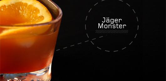 Jager Monster cocktail