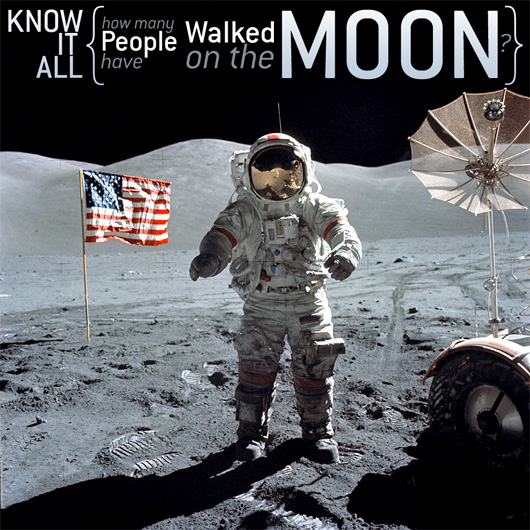 Know It All: How Many People Have Walked on the Moon?