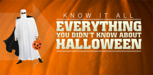 Know it All: Everything You Didn't Know About Halloween