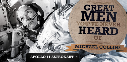 great men you u0026 39 ve never heard of  michael collins  the third apollo 11 astronaut