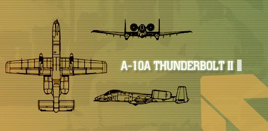 A 10 a thurnderbolt