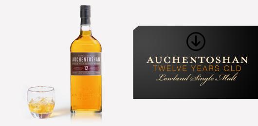 Auchentoshan scotch