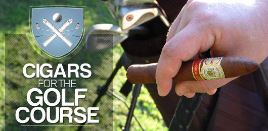 Cigars for the Golf Course