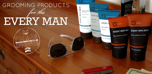 Grooming Products for the Every Man