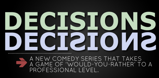 "Exclusive Clip from the New Comedy Series ""Decisions, Decisions"""