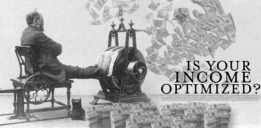 Is Your Income Optimized?