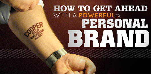 How to Get Ahead with a Powerful Personal Brand