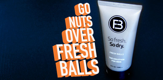 Go Nuts Over Fresh Balls