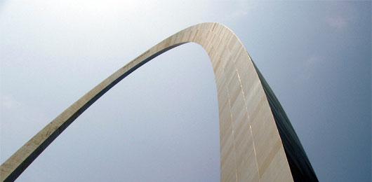 St Lous arch