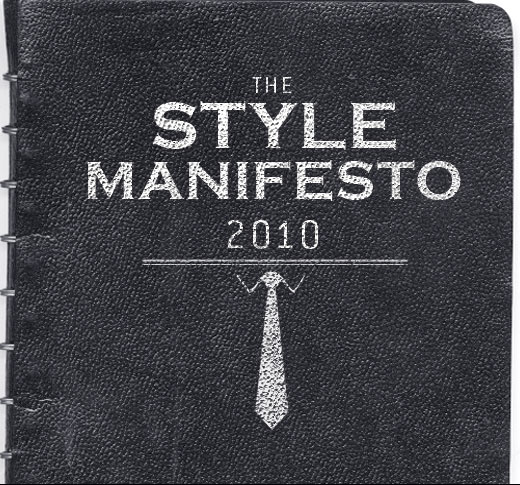 The Style Manifesto: 2010