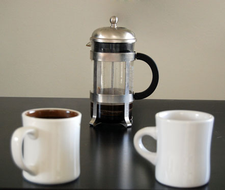 Make Coffee With A French Press That Is Cheaper Than Starbucks And
