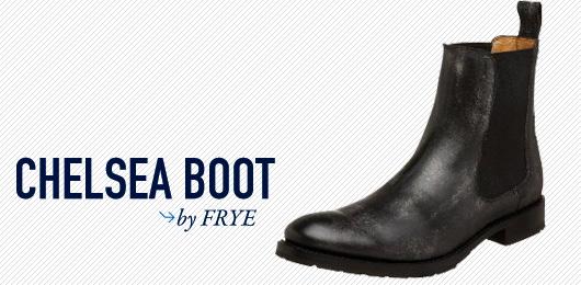 Frye Chelsea boot