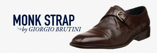 Monk strap by brutini