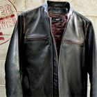 The Look: The Leather Cycle Jacket