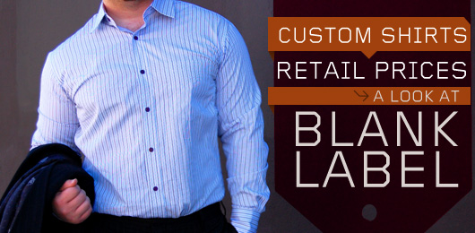 Custom Shirts, Retail Prices: A Look at Blank Label