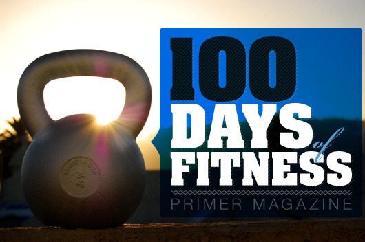 100 Days of Fitness: An Introduction