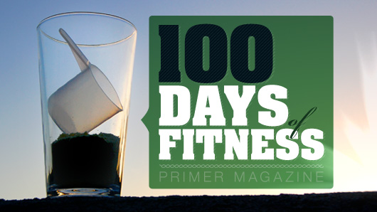 100 Days of Fitness: Week 2 – Nutrition