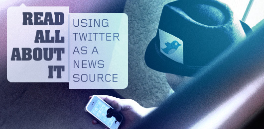 Read All About It: Using Twitter as a News Source