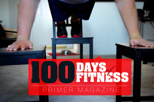 100 Days of Fitness: Week 3 – Exercise