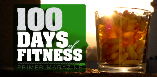 100 Days of Fitness: Week 5 – Supplements
