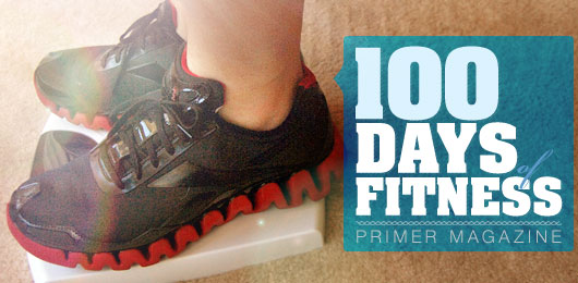 100 Days of Fitness: Week 15 – What It's All About