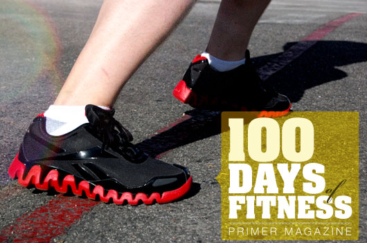 100 Days of Fitness: Week 7 – Footwear