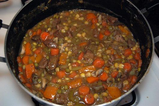 Man Made Meal: Harvest Stew