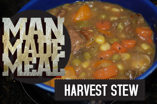 Man Made Meal: Harvest Stew