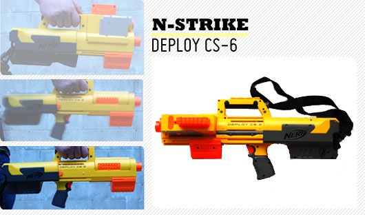 the new generation of nerf