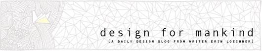 design for mankind logo